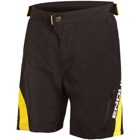 Endura MT500JR Pantaloncini Bambino, black